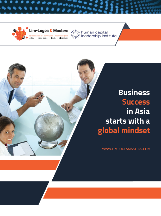 Business Success in Asia starts with a Global Mindset